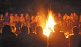 Photo taken at Unirondack, a CU2C2 member UU retreat